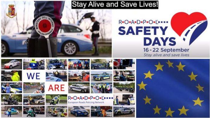 Campagna di sicurezza stradale