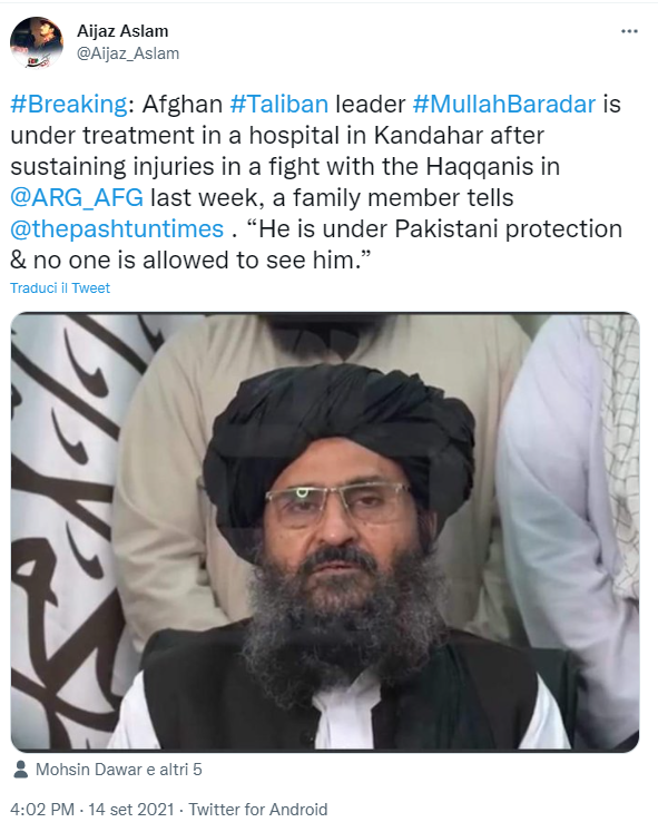 Mullah Baradar