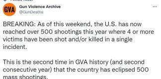 USA: in aumento la violenza armata