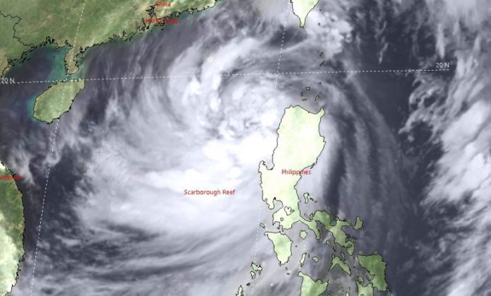 Tempesta tropicaleKompasu