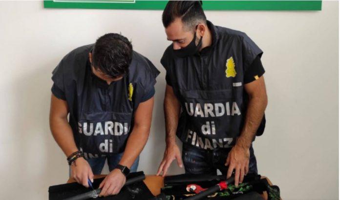 GdF di Varese sequestra 5 kg