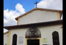 incendio la Chiesa Ortodossa