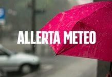 Allerta meteo rossa