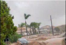 Devastante alluvione in Sicilia