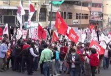 Ecuador: proteste contro il governo