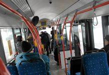 Molestate sul bus