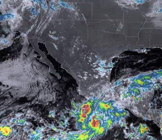 Tempesta tropicale RICK