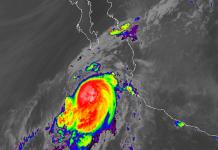 Uragano Pamela