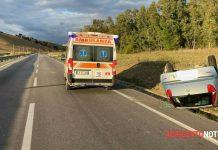Grave incidente sulla Ss 189