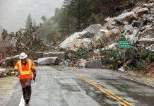 Bomba ciclonica californiana