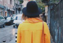 Colori cappotti Inverno 2021 donna