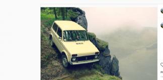 Lada Niva Travel vendite in Giappone