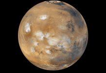 alluvioni su Marte