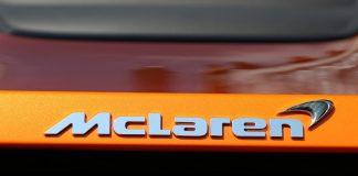 Nomi nuove McLaren stradali