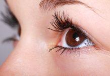 Brooke Le Poer Trench crema occhi Elizabeth Arden