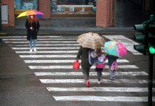 Torna la pioggia