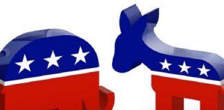USA: si restringe il divario tra elettori Dem e GOP