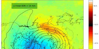 Rischio meteo anomalo