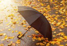 Rischio di pioggia