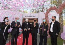 Tutto Sposi Napoli 2021 inaugurazione