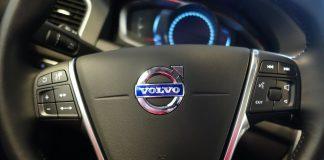 Volvo app Range Assistant
